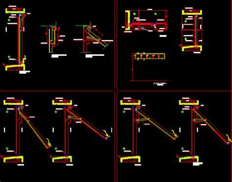 windows dwg detail  autocad designs cad