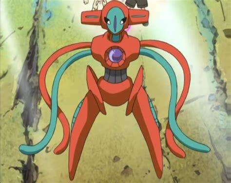 Deoxys Anime Pokmon Wiki Fandom Powered By Wikia