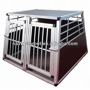 Grande Cage Pour Chien : chien cage de transport transport d 39 animaux domestiques ~ Dode.kayakingforconservation.com Idées de Décoration