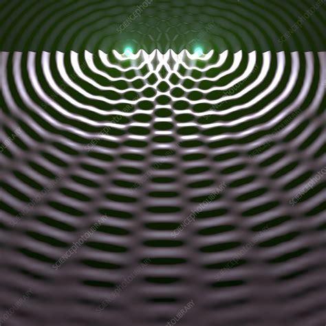 Interference patterns, artwork - Stock Image - C016/9856 ...