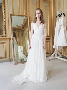 Robe Mariée 2016 : robe de mari e delphine manivet la nouvelle collection ~ Farleysfitness.com Idées de Décoration
