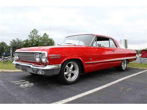 chevrolet impala ss 1963 chevrolet impala ss for classiccars cc