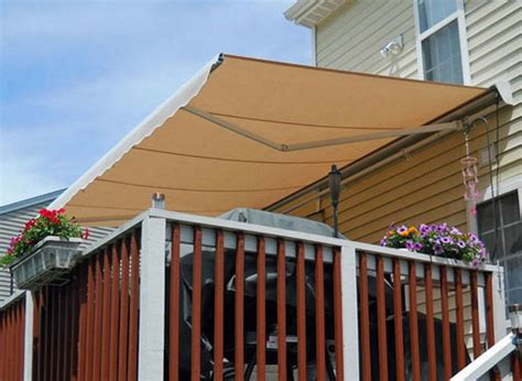 retractable patio awning destin retractable patio awning