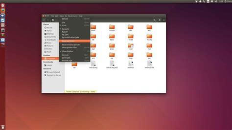 ubuntu bureau ubuntu 14 04 lts les nouveautés du bureau ginjfo