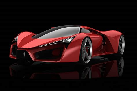 See a recent post on tumblr from @coloradorus about red ferrari. 2014 Ferrari F80 Concept by Adriano Raeli - front photo, size 1660 x 1100, nr. 2/15 ...