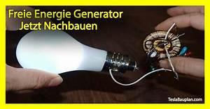 Generator Selber Bauen : freie energie bauanleitung nikola tesla generator ~ Jslefanu.com Haus und Dekorationen