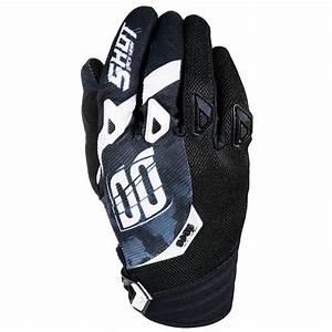 Equipement Moto Cross Destockage : gants cross shot destockage devo squad noir 2017 ~ Dailycaller-alerts.com Idées de Décoration