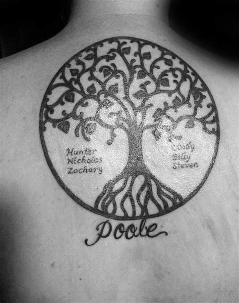 The Best Family Tree Tattoo Design Ideas of 2018 | Beauty