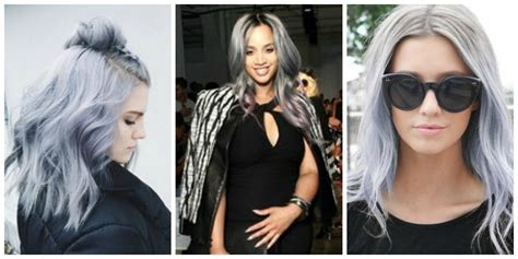 Is Granny Hair Really The 1 Hair Trend Right Now The