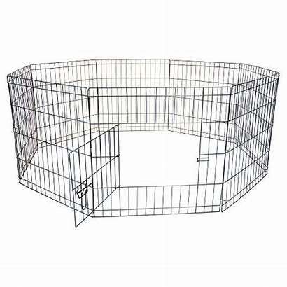 Playpen Pet Dog Target Iconic Eight Wire