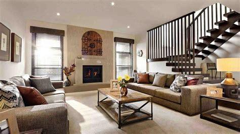 Rustic Industrial Living Room Decor Archdsgn