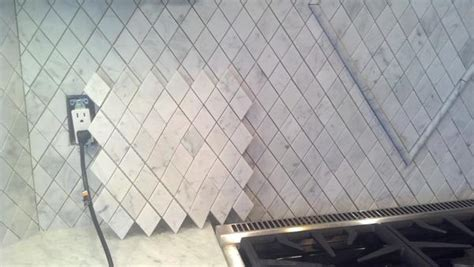 Nasco Tile And Threading Silver by White Carrara Disaster Ceramic Tile Advice Forums
