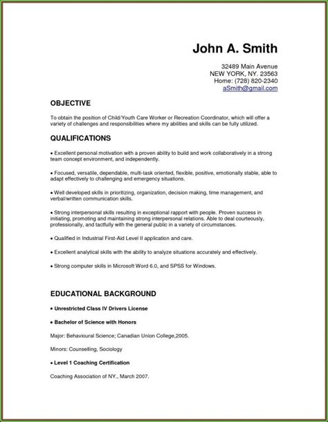 How To Prepare Resume by How To Prepare My Resume Resume Resume Exles