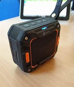 Iclever, Outdoor, Wireless, Speaker, Review