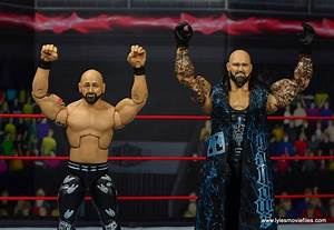 WWE Elite 56 Karl Anderson and Luke Gallows figure review ...