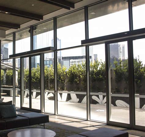 edge architectural  podium glazing superstar edge