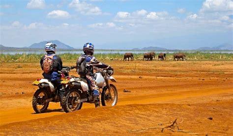 Dual Sport Motorcycle Tours Africa (kenya, Tanzania