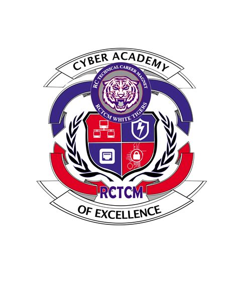 cyber academy excellence homepage