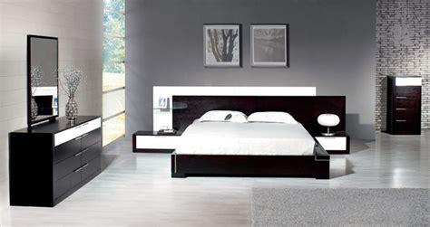 modern wooden bedroom furniture stylish wood elite modern bedroom set feat light 16463 | contemporary bedroom furniture sets