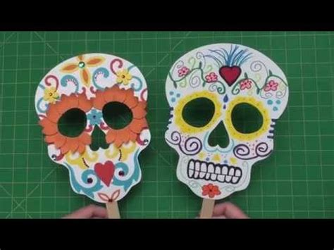 design your own mask create your own sugar skull masks