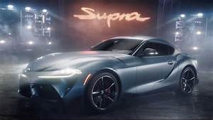 Toyota Supra 2020 Watch 2020 Toyota Supra 39 S Pinball Themed Super Bowl Ad