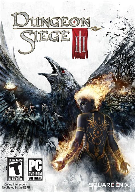 dungeon siege 3 codes dungeon siege iii pc ign