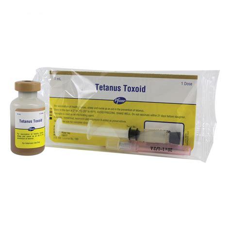 zoetis™ Tetanus Toxoid - Leedstone.com
