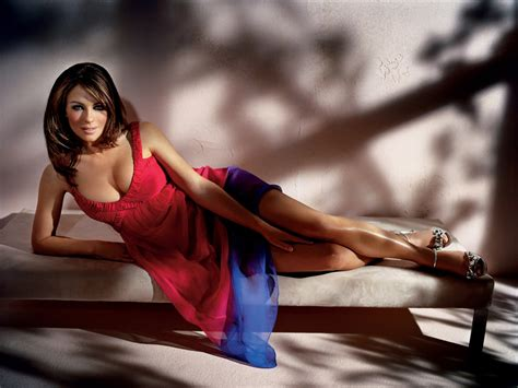 Elizabeth Hurley New High Quality Wallpapers