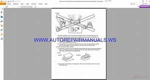 Toyota 2016 Tacoma Electronic Circuit Inspection Procedure
