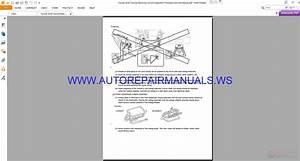 Toyota 2016 Tacoma Electronic Circuit Inspection Procedure Service Manual