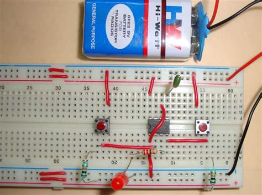 Timer Bistable Multivibrator Circuit Diagram