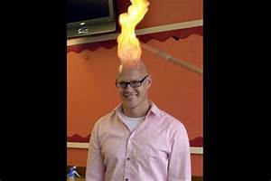 Middlesbrough teacher sets his head on fire - all in name ...