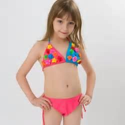 Little Girls Swimwear Bikinis