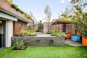 photos amenagement terrasse pg16 jornalagora With idee pour jardin exterieur 4 amenager une terrasse design sans perdre de place