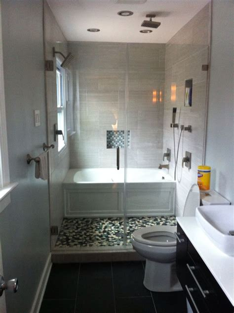 tub shower ideas for small bathrooms 17 best images about bathroom ideas on stand