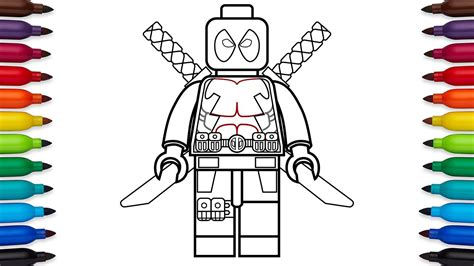 lego marvel coloring pages 42 lego deadpool coloring pages free coloring pages of