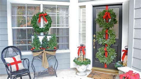christmas decorating ideas patio home citizen