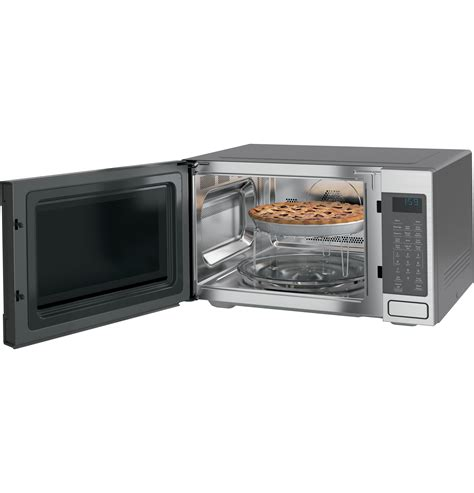 ge cafe series  cu ft countertop convectionmicrowave oven cebsjss  appliances