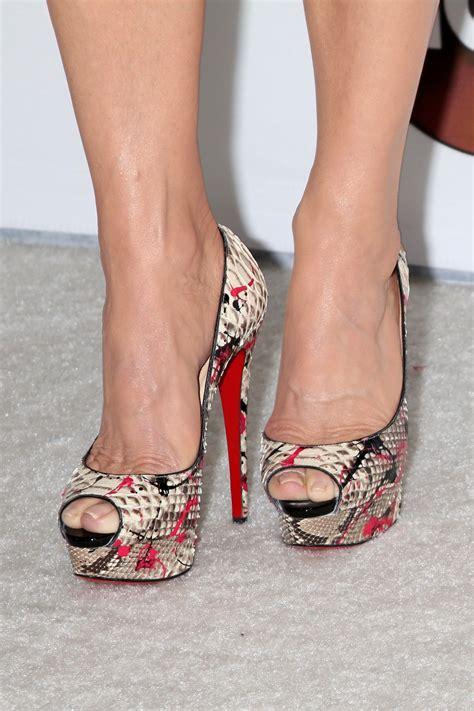 Patricia Heaton S Feet