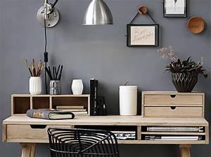 je bichonne la deco de mon bureau bureau meuble bureau With amazing idee deco bureau maison 1 nos meilleures idees pour un coin bureau tendance elle