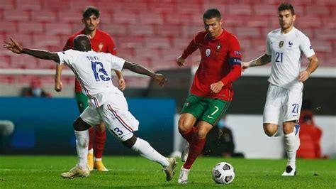 France beats Portugal, clinch Nations League finals spot ...