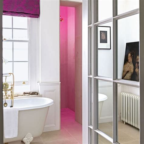 Pink Bathroom Color Schemes by Bathroom Colour Schemes Ideal Home