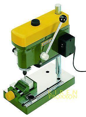 proxxon  mini bench drill press machine high speed
