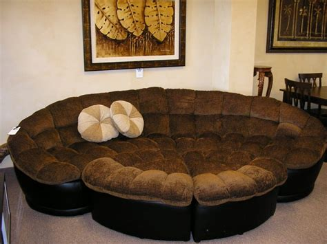 round sectional sofa bed fair round sectional sofa bed on