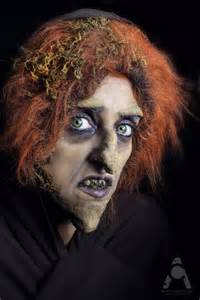 Scary Witch Makeup Ideas