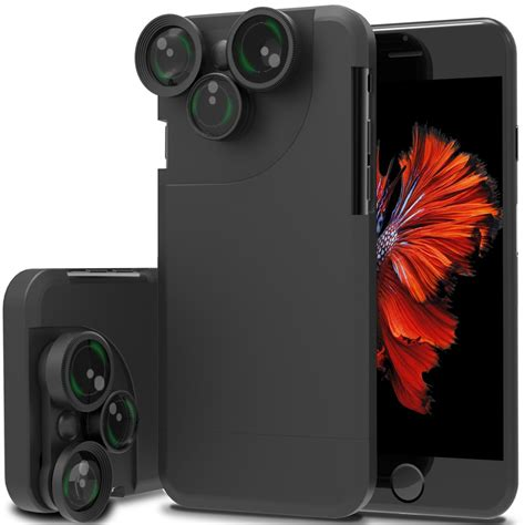 iphone wide angle lens for iphone 7 7 plus for apple 4 in 1 wide angle fish eye 2414