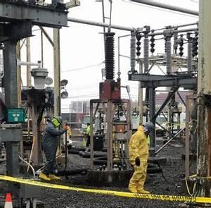 Light Out Con Ed New York 39 Transformer Explosion 39 Actually An Arc