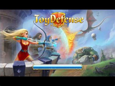 The rules are so simply and clear. Toy Defense Fantasy (Defense Game) - YouTube