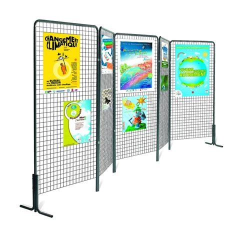 chaises de bureau pas cher grille d 39 exposition pour affichage grille pour exposition