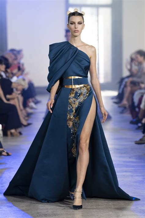 elie saab haute couture fall winter collection